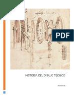TEMA 1.1. Historia Del Dibujo Técnico