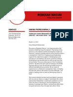rebekah macias cover letter