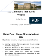 The Little Book That Builds Wealth -09.12.13
