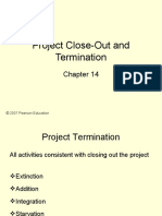 Project Mgt Ch14