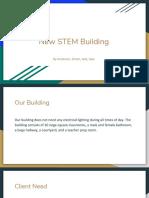 new stem building  1