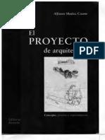 30. El proyecto de arquitectura - Alfonso M. Cosme.pdf
