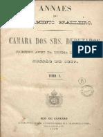 Anais Camara 1857 Vol1