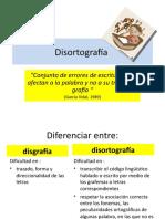 7 disortografia