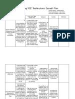 pslll - growth plan sheet1