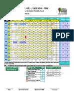 Calendarización 2018 Pri-i.e.