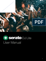Serato DJ Lite User Manual