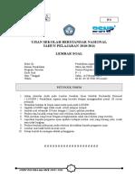 137674973-Soal-Usbn-Pai-Sma-smk-Paket-3-Try-Out.doc