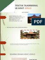 Kelompok 6 Arsitektur Tradisional Joglo 6