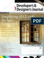 Web Developers and Designers Journal Vol 5 2007