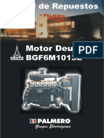 Manual de Repuestos Deutz 1013