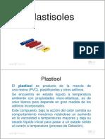 3 Plastisoles y Aditivos
