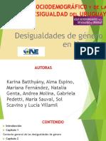 Atlas s0ci0dem0gráfic0 y de La Desigualdad Del Uruguay