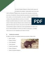 Plan de Manejo Del Añuje