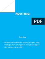 Routing Bimtek