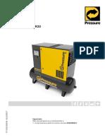 Manual de Instruções PSR20