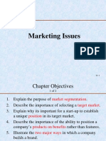 6 Marketing Issues