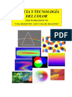 Ciencia y La Tecnologia Del Color Español
