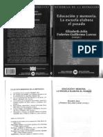 40039548-Elizabeth-Jelin-EDUCACION-Y-MEMORIA-la-escuela-elabora-el-pasado.pdf