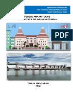 Kak Pertek Sistem Tata Air Wilayah Tengah
