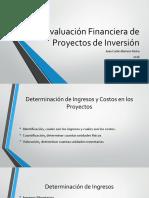 Evaluaci-n Financiera de Proyectos de Inversi-n
