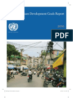UN Millennium Development Goals 2010