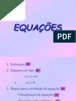 Equações (7º Ano)
