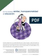 Diversidad Familiar Homoparentalidad y Educación