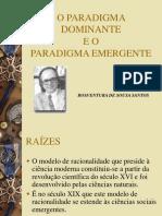 O_Paradigma_Dominante_E_O_Emergente.ppt