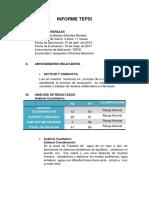 TEPSI-InFORME Luis Morale Pk
