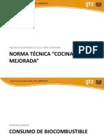 PPT de Cocina Mejorada - VIVIENDA