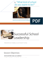 successful leadership - multimedia