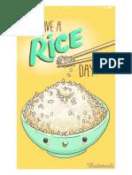 Rice Day