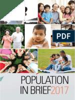2017 Singapore Population in Brief