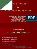 Curso Taller Electrocardiografia Normal