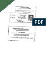 5.2 Carnet de Protección Radiologica DAJ