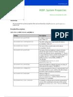 MIDP System Properties v1 1 En