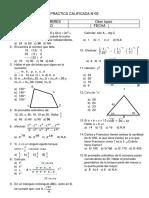 Exame de Matematica