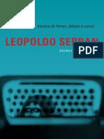 Leopoldo Serran Catálogo ESCREVENDO IMAGENS