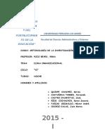 311503196 Metodologia Clima Organizacional Docx