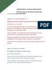 2018 - Calendarización - Educ. Prim. Unidocente - Ugel Ocros