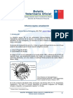Influenza Equina Actualizacion PBerrios