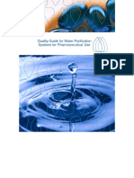 Water Puritication Systems (PW and WFI) - Guideline ANVISA 29-Jan-13