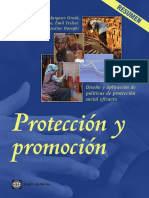 Protection and Promotion Overview Sp