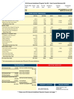 Target Matteson Tax Bill