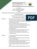 4.4.1 No.2 Sk Pembentukan Tim Peningkatan Mutu Pelayanan Klinis