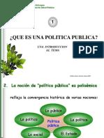 01 Que Es Una Politica Publica0