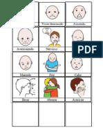 campo semántico de emociones