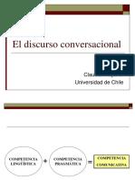 El Discurso Conversacional1