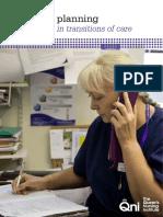 Discharge Planning Report 2015